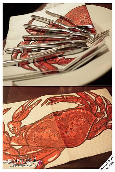 可愛的螃蟹圍兜.jpg