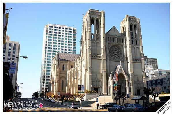 舊金山最古老的教堂-慈恩堂.jpg