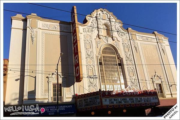 舊金山100大歷史地標之ㄧ-卡斯楚戲院.jpg