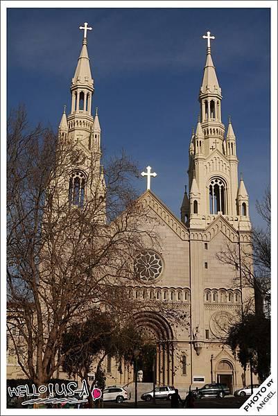 這個天主教教堂是瑪麗蓮夢露拍攝結婚照的地方.jpg