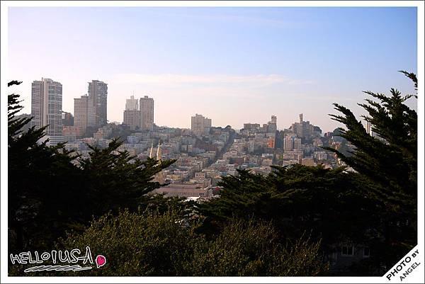居高臨下的科依特塔將舊金山美景盡收眼底.jpg