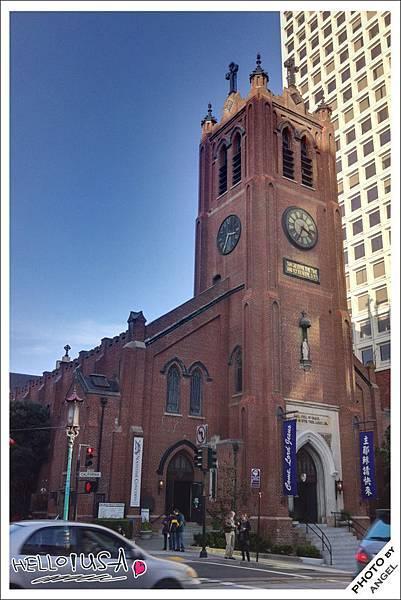 舊金山第一座天主教教堂-聖瑪麗古教堂.jpg