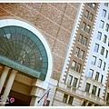 被指定為歷史文化遺址的巴爾的摩飯店.jpg