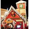 為了聖誕節而布置的可愛小屋.jpg