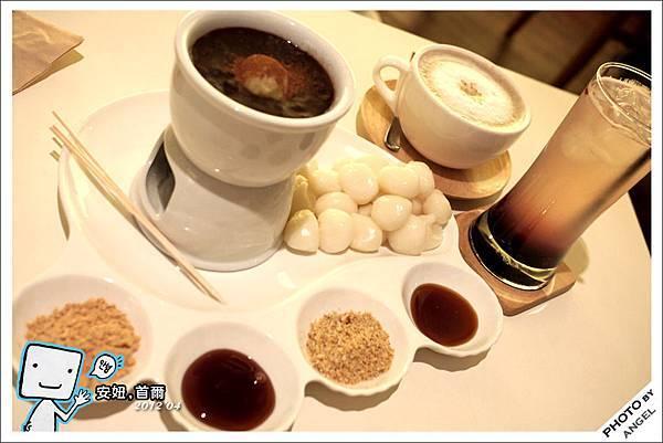 紅豆糯米糰火鍋