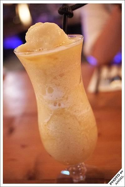 水蜜桃啤酒冰沙