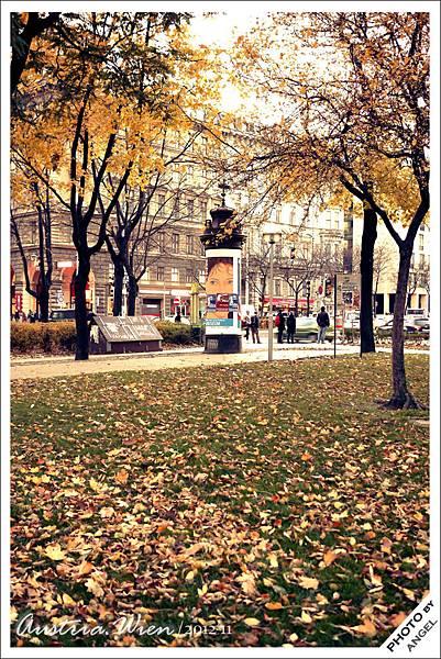 歐洲的秋天真美