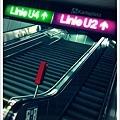 維也納地鐵站