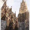 奧地利真的是個非常注重古蹟維修的國家