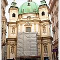 「環城大道最美的巴洛克教堂」---聖彼得教堂