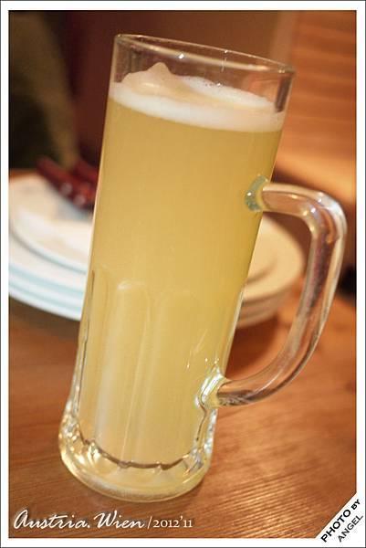 好喝的檸檬啤酒