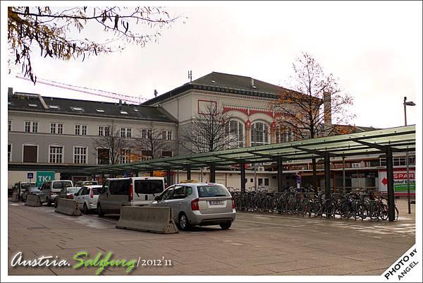 薩爾斯堡火車站