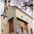 城堡內的教堂