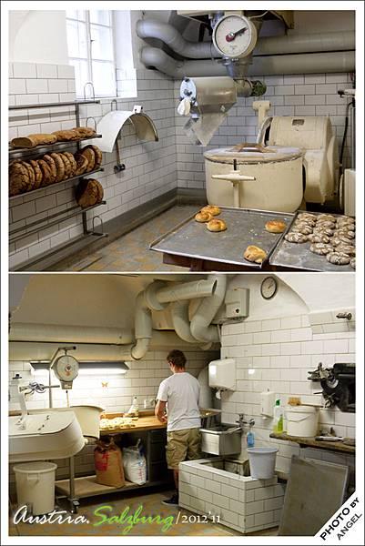 每天只生產3種麵包200公斤