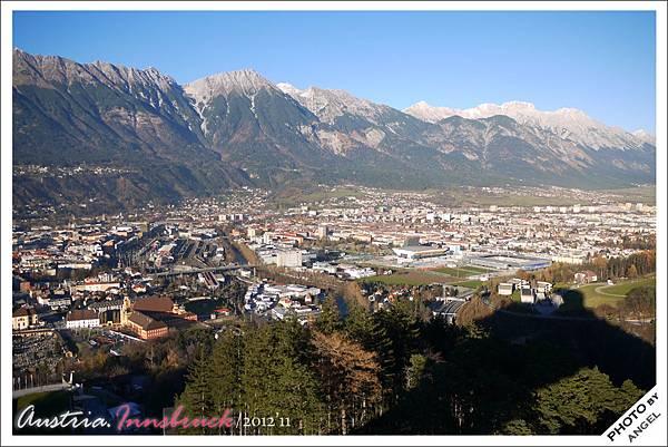 阿爾卑斯山真的離我們好近