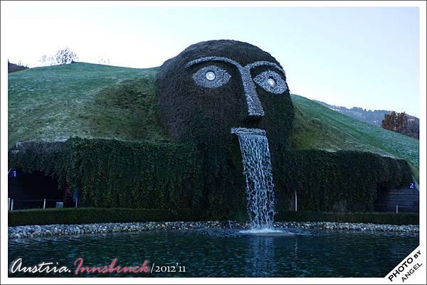 水晶世界的地標---威登巨人