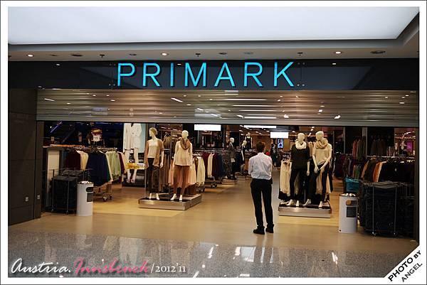 新開幕奧地利第一家PRIMARK