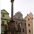 紀念瘟疫的聖像石柱