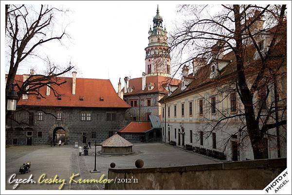 畫出來的城堡