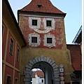 布達札維城門