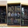 與眾不同的哥德式窗台