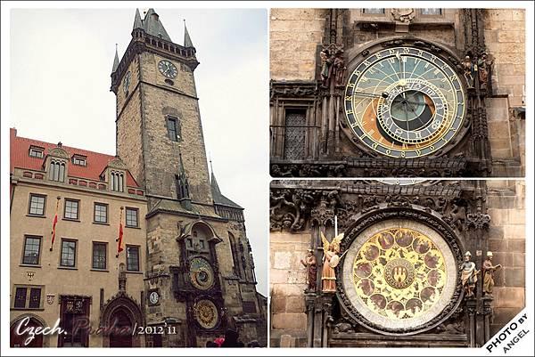古代人怎麼看得懂這麼複雜的鐘