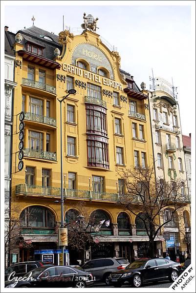 歐洲大飯店