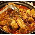 主菜(3)---馬鈴薯燉雞