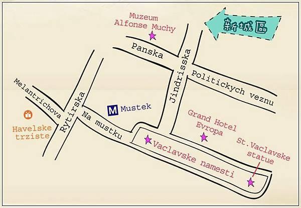 新城區地圖