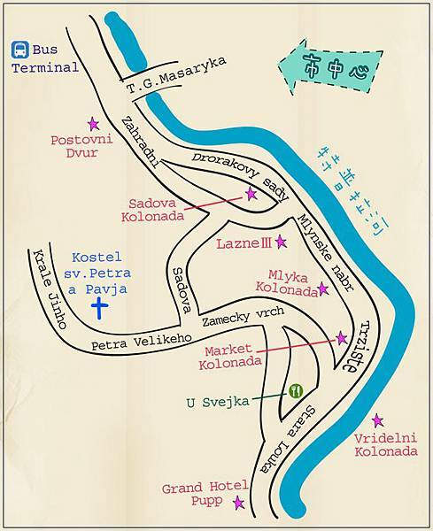 KV MAP