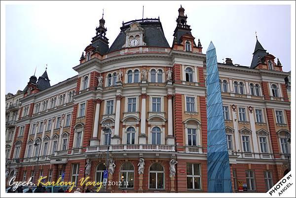 20世紀初奧匈帝國最現代化設計的郵局