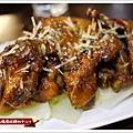 紐澳良碳烤雞翅