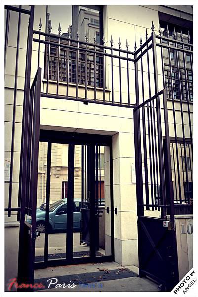 巴黎住宿---AUBERGE de JEUNESSE ADVENIAT