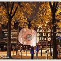 巴黎的夜晚