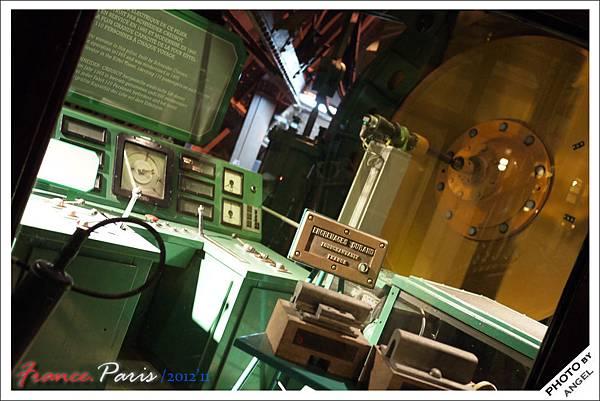 登塔電梯控制室