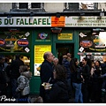 賣FALLAFEL猶太餅的名店