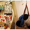 手作布包和服飾