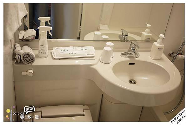 浴室很乾淨