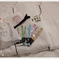 女生入住還會送上一小袋Lady Set盥洗用品