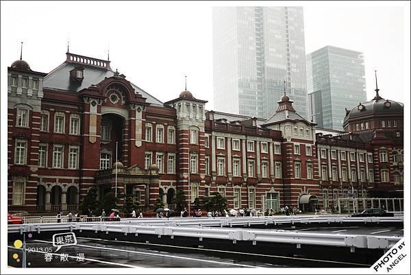 全新的東京車站