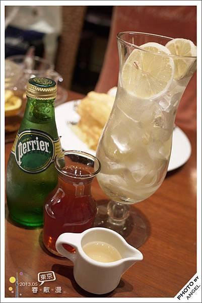 蜂蜜檸檬紅茶蘇打