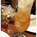 蜂蜜檸檬紅茶蘇打(混合後)
