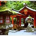 箱根神社終於到了!