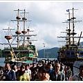 兩艘海賊船排排站