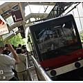 交通工具(5)---登山纜車