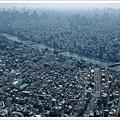 這城市實在太像模型了