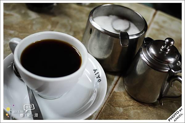 最基本的黑咖啡