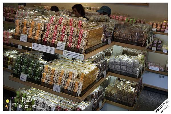 利用花生大豆做出來的製品有50多種口味