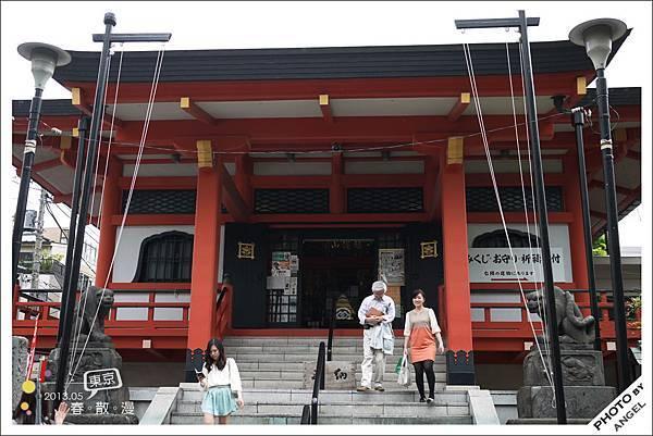 善國寺是當地居民的精神信仰