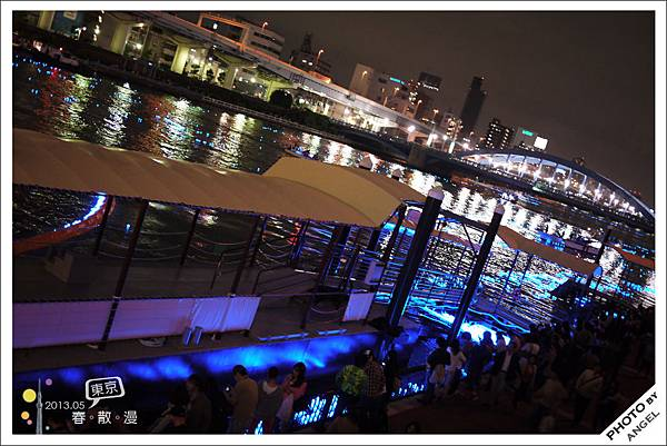 下游會有一個大網將所有LED燈收集起來